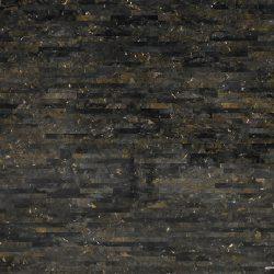 Black Sienna-Amani Strip Polish