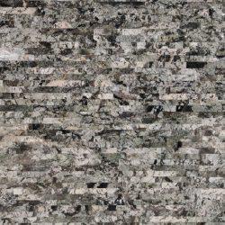 Blue Jasper-Amani Strip Polish (close up)